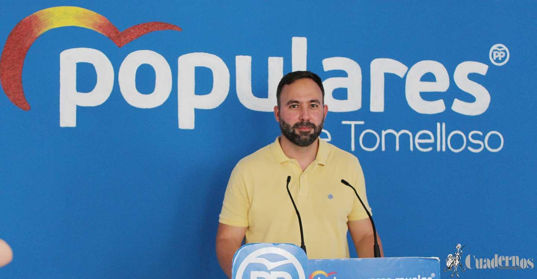 El PP lamenta que el PSOE vote en contra de la bajada del IVA a peluquerías y centros de estética