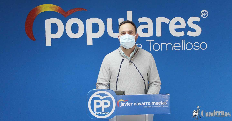 El PP de Tomelloso llevará al pleno una moción con medidas para apoyar a la hosteleria, autónomos y pymes