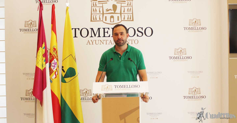 El PP de Tomelloso anuncia una propuesta para homenajear al personal de los servicios de salud