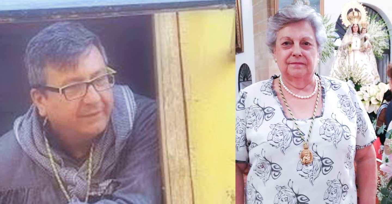 Don Carlos Montañés Lomas y Doña Asunción Pedraza Buitrago serán el pregonero y la mayorala de la Romería de Tomelloso 2020