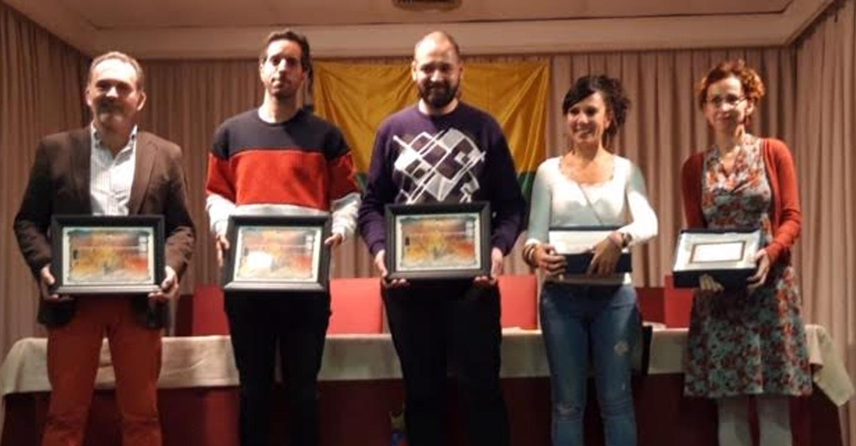 Entregados los premios del XXIII Certamen Nacional de Pintura Francisco Carretero organizado por la Asociación Cultural de Tomelloso en Madrid.