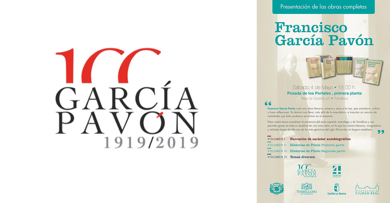 Presentación de las Obras Completas de Francisco García Pavón