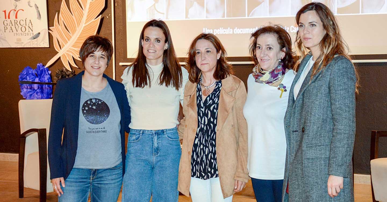 """Presentada en Tomelloso la película documental """"Hijas de Cynisca"""""""