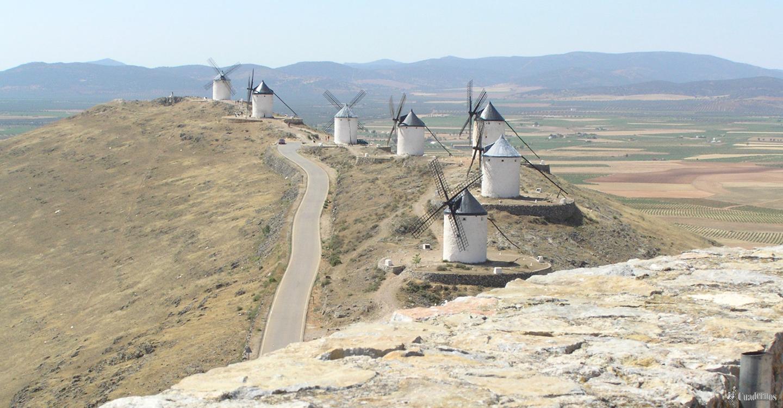 Ruta de los molinos de viento