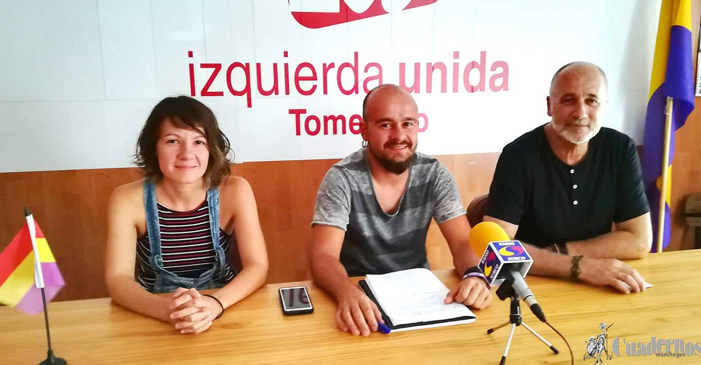 Izquierda Unida de Tomelloso muestra su preocupación por la situación que existe en la localidad con la problemática de los temporeros