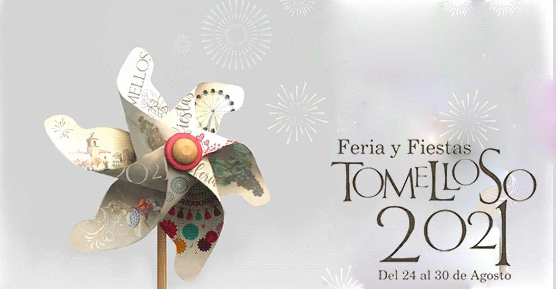 El Programa de la Feria y Fiestas de Tomelloso 2021 ya se puede adquirir hoy en la Posada de los Portales