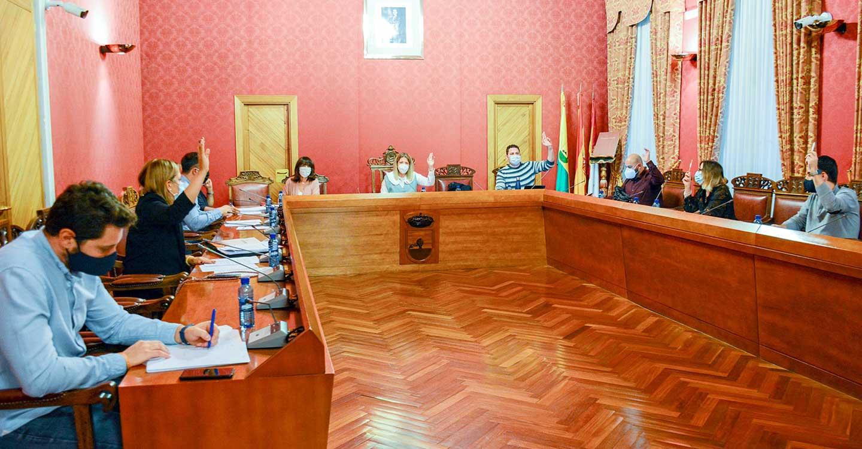 PSOE, PP y Ciudadanos aprueban una declaración institucional con motivo del Día Internacional de la Eliminación de la Violencia de Género