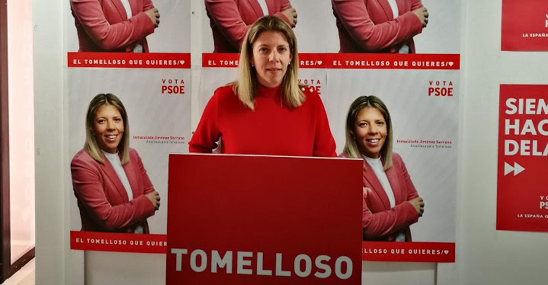 El PSOE de Tomelloso suspende los actos de campaña por el fallecimiento del exministro del interior Alfredo Pérez Rubalcaba