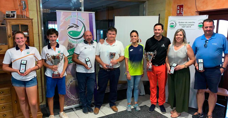 Raúl Aliaga se impone en el torneo de Feria y Fiestas de Tomelloso