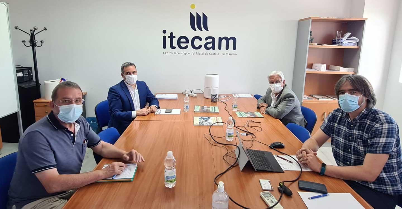 RECAMDER e ITECAM inician su colaboración para impulsar la digitalización y la innovación en el medio rural