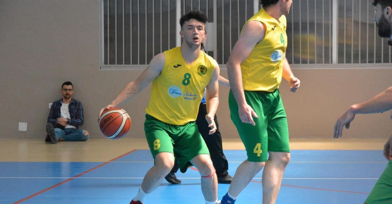 Renovación de Carlos López Temprano como jugador del CBT Basket Atlético Tomelloso 