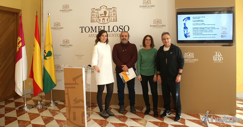 "Novedosa exposición se inaugurará en Tomelloso con el nombre de ""Retratos literarios. Homenaje a García Pavón"","