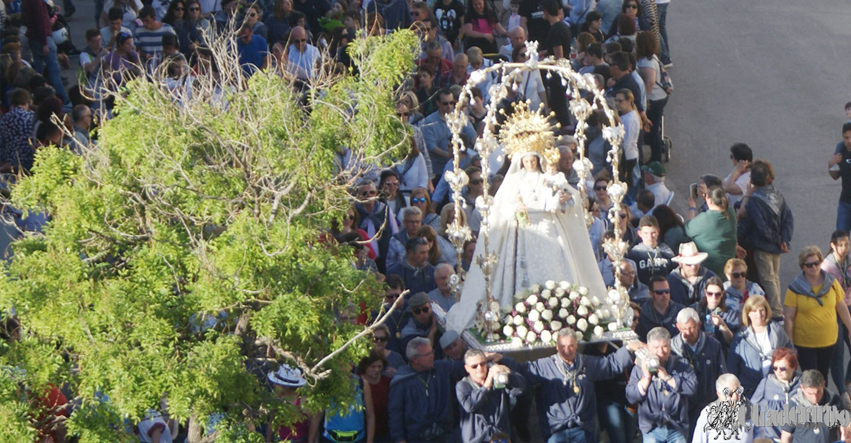 La Romería de Tomelloso finaliza en un domingo primaveral