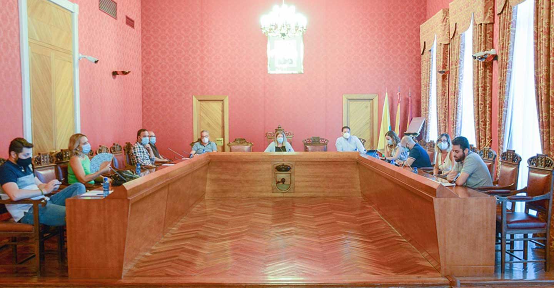 Los ruegos y preguntas protagonizaron el pleno ordinario de agosto en el Ayuntamiento de Tomelloso