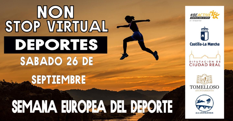 """El sábado se celebrará el """"Tomelloso non stop"""" en versión virtual"""