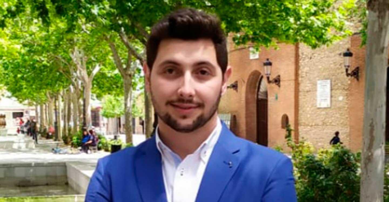 Saludo de José Andújar, portavoz de CS Tomelloso, con motivo de la Feria y Fiestas 2021 de la localidad