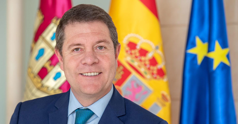 Saluda del Presidente del Gobierno de Castilla-La Mancha, Emiliano García-Page, con motivo de la Feria y Fiestas 2021 de la localidad