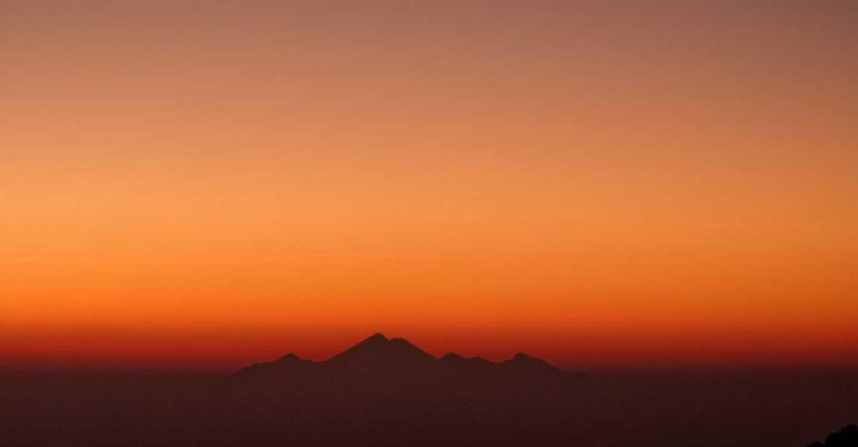 Salvo el Crepúsculo y la Aritmética