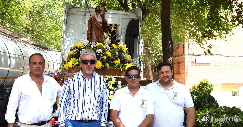 La Festividad de San Cristóbal finaliza con un gran desfile