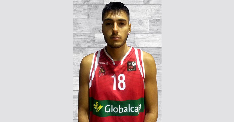Santi Lapaz Haro nuevo fichaje del CBT Basket Atlético Tomelloso