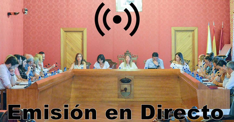 Sesión Ordinaria del Ayuntamiento Pleno, este miércoles 23 de diciembre, a las 20:00 horas