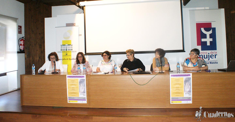 """II Jornada sobre """"Prostitución con fines de explotación sexual"""", organizada por el Centro de la Mujer en el Área de Igualdad."""