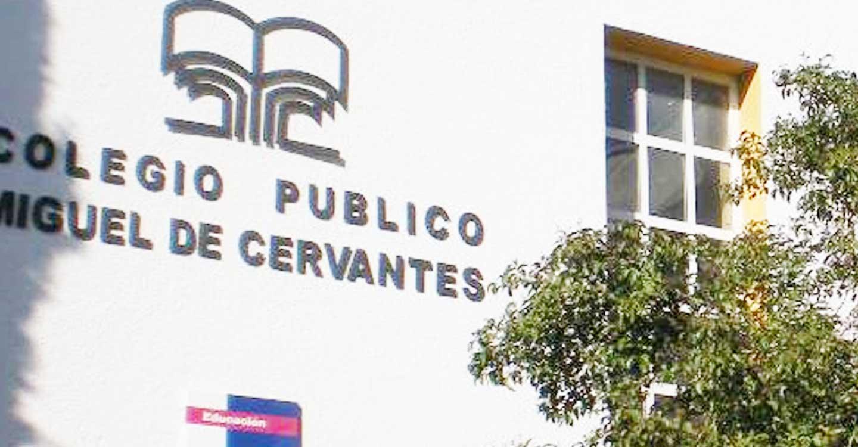 El CEIP Miguel de Cervantes de Tomelloso seleccionado como merecedor del Distintivo de Calidad