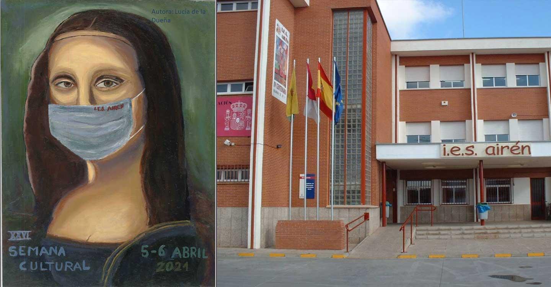 Mañana comienza la XXVI Semana Cultural en el el IES Airén de Tomelloso