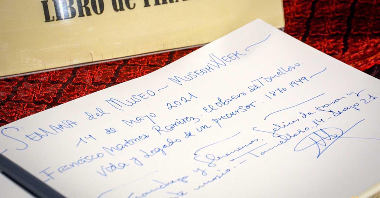 Rotundo éxito en la I Semana de los Museos organizada por el Ayuntamiento de Tomelloso