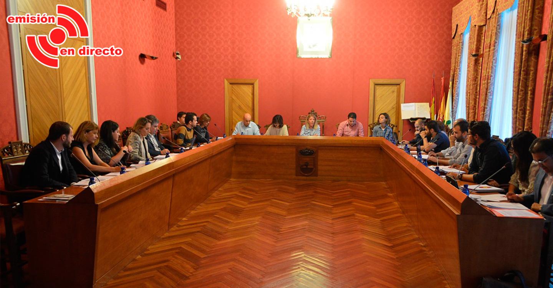 Sesión Extraordinaria del Ayuntamiento Pleno, este viernes 12 de julio, a las 08:30 horas
