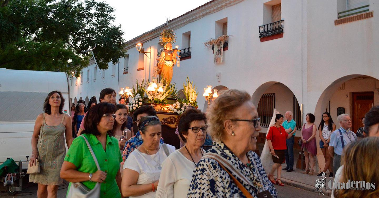 Suspendidas las Fiestas del Barrio del Carmen de Tomelloso