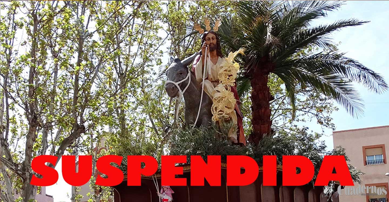 Se suspenden todos los desfiles procesionales de Semana Santa en Tomelloso.