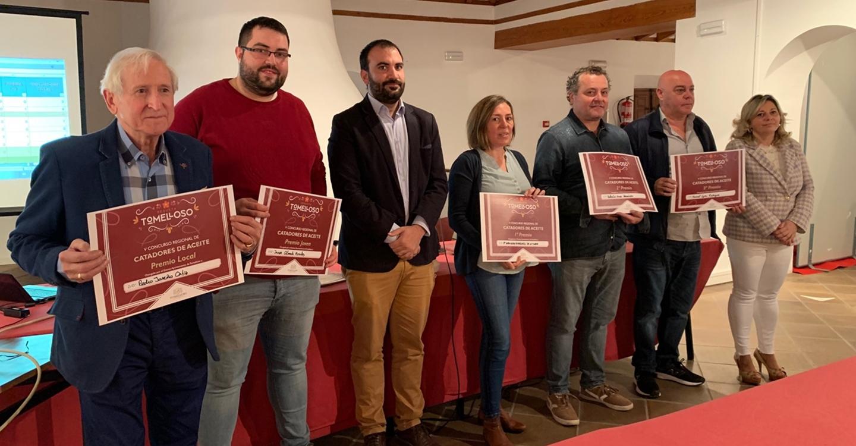 La tomellosera Inmaculada Rodriguez de la Torre gana el V Concurso Regional de Cata de Aceite