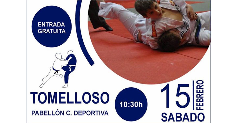 Tomelloso acoge este sábado el Campeonato de Judo de C-LM en edad escolar