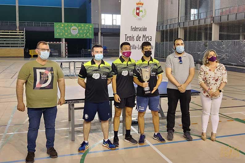 Tomelloso acogió el fin de semana dos importantes eventos deportivos de tenis de mesa y ajedrez, con protagonismo de los participantes locales