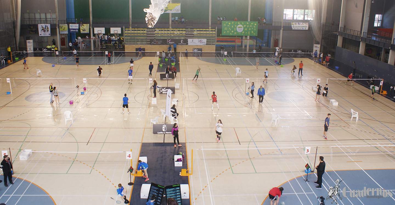 Tomelloso celebra el Campeonato Regional de Badminton en edad escolar