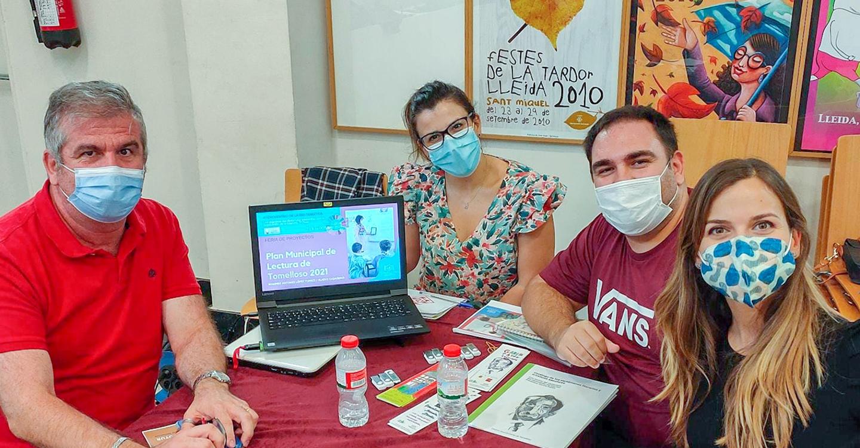 Tomelloso destaca con su Plan de Lectura en la Red Estatal de Ciudades Educadoras