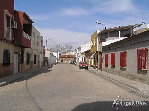 Calles Tomelloso