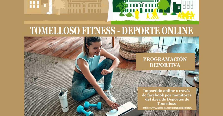 'Tomelloso-Fitness', el deporte en Tomelloso vía on-line