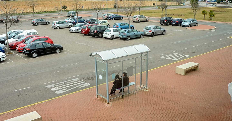 A partir del lunes 8 de junio se reactiva la línea de bus urbano con llegada al hospital de Tomelloso a las 07´45 h.