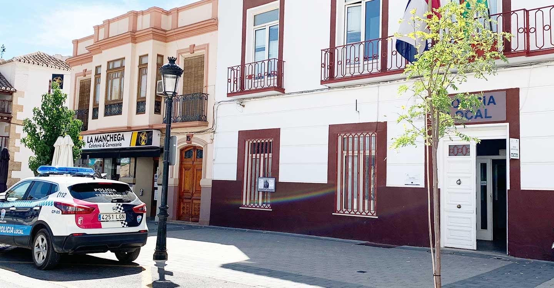 La Policía Local de Tomelloso continúa vigilando el cumplimiento de las medidas de prevención frente a COVID-19