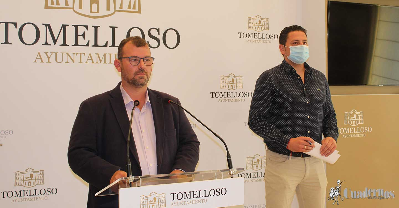 Rodrigo y Treviño explican que el nuevo modelo de gestión deportiva responde a la regularización de contratos y la rigidez legislativa para contratación temporal