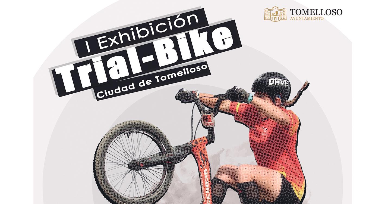 """La Plaza de Toros acogerá la I Exhibición Trial-Bike """"Ciudad de Tomelloso"""", organizada por el área municipal de Deportes"""