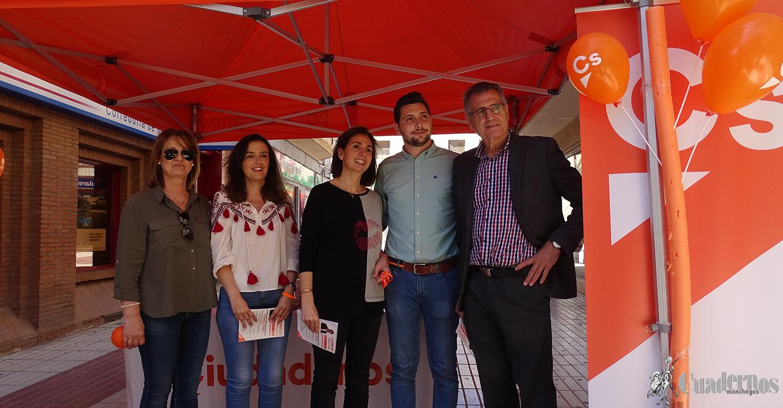 """""""Un empleo estable y de calidad"""", máxima preocupación de Ciudadanos para el futuro de Castilla-La Mancha."""