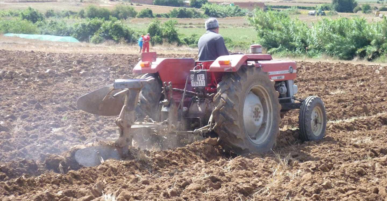 Un tractor subterráneo