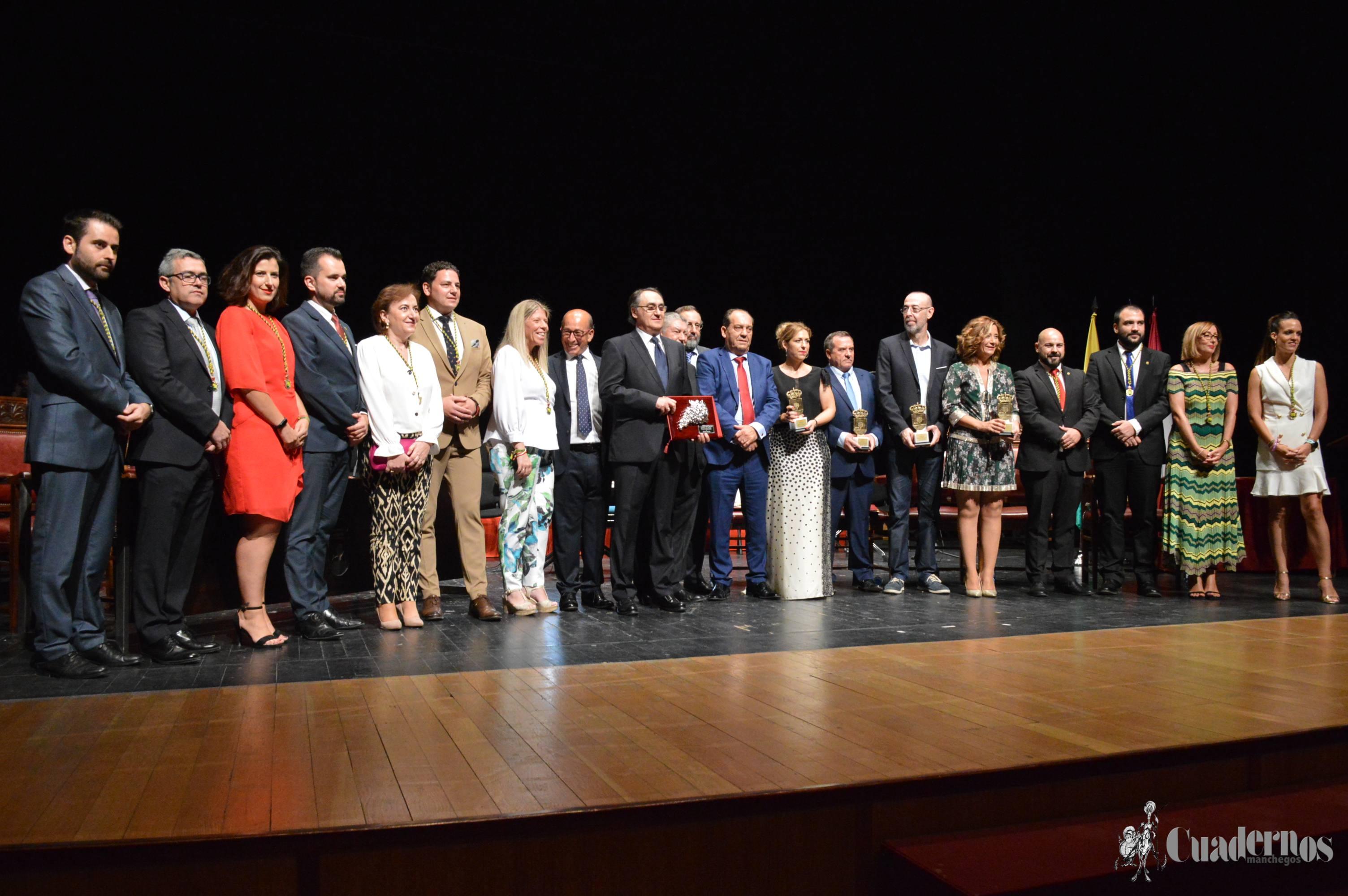Una noche de reconocimiento para los viñadores 2019