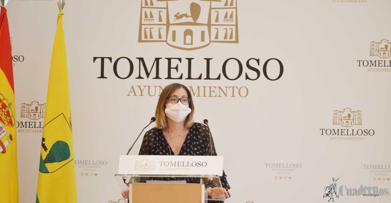El Ayuntamiento de Tomelloso presenta el balance de ayudas de emergencia social del año 2020, que ha supuesto un incremento de cuatro veces el empleado en la campaña del 2019