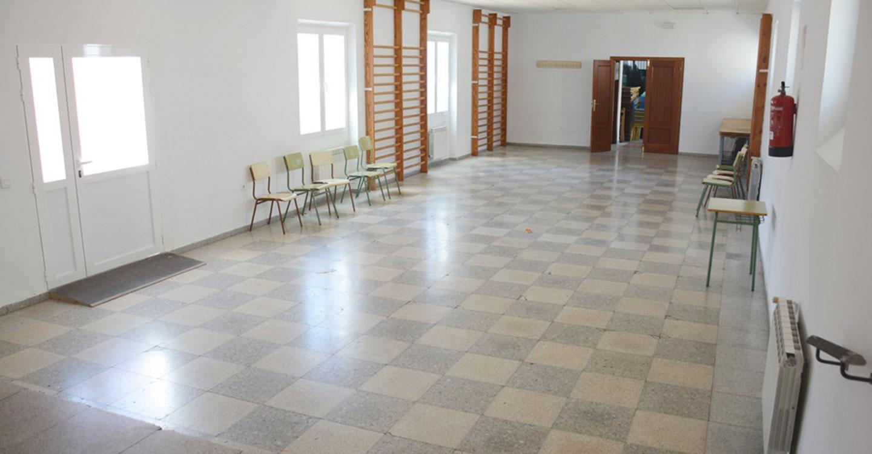 Varias reformas mejoran las instalaciones del centro de barrio Maternidad