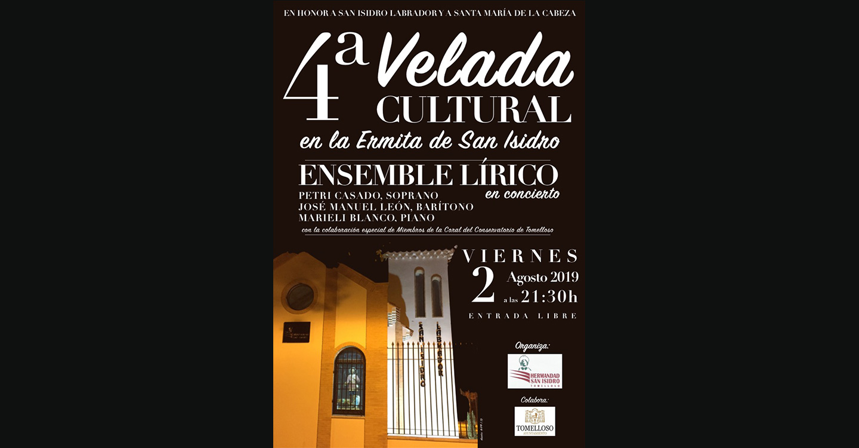 Velada Cultural de la Hermandad San Isidro