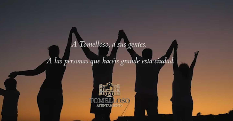 """Bajo el título """"Volveremos"""", el Ayuntamiento de Tomelloso lanza un vídeo cargado de emoción dedicado a la localidad y sus gentes"""